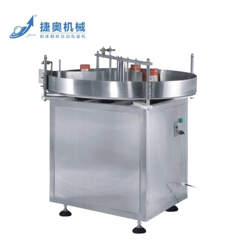 自动理罐机