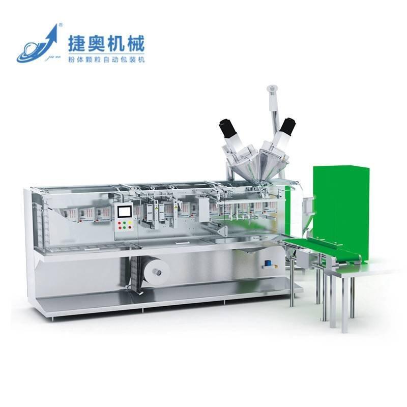 JIE AO水平式粉体包装机