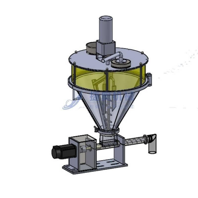 JAS-50L水平螺杆计量机