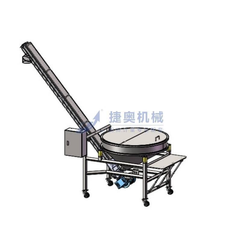 JAT-U230螺旋振动提升机